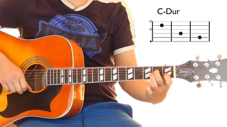 Gitarre lernen für Anfänger mit Online Gitarrenkurs