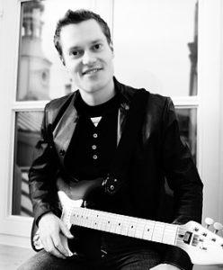 Online Gitarrenlehrer Georg Norberg