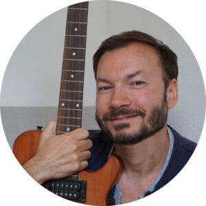 Gitarre lernen online Ben