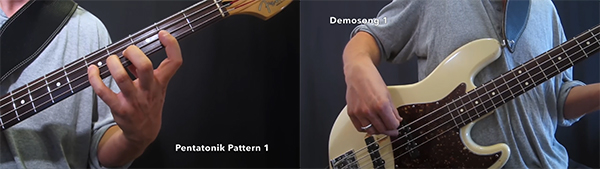 E-Bass lernen online mit Steffen Knauss