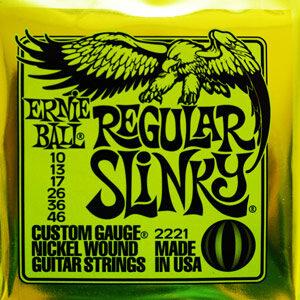 Gitarrensaiten kaufen Ernie Ball 2221 Regular Slinky