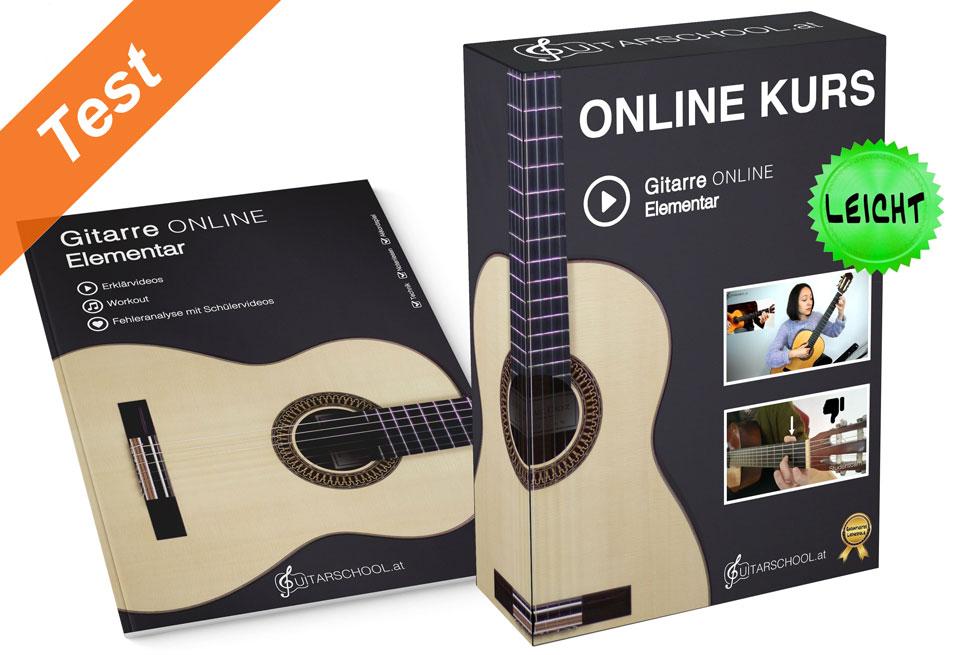 Klassische Gitarre online lernen