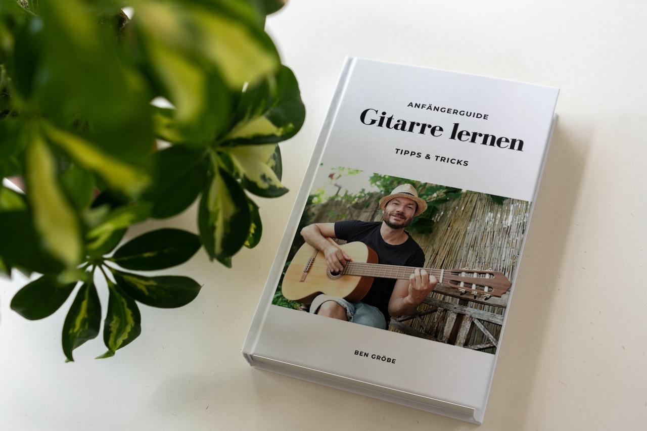 Gitarre lernen E-Book