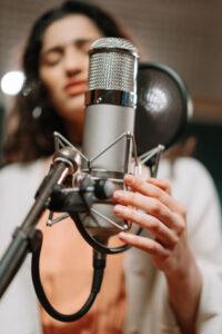 Kondensator Mikrofon