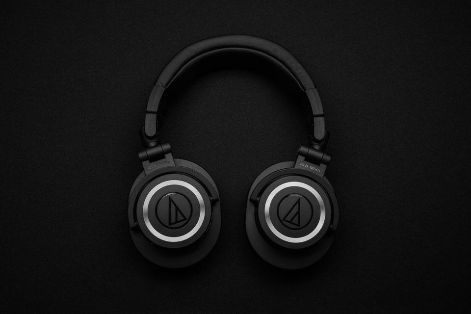 Studiokopfhörer Headphones Audio Technica ATH M50X