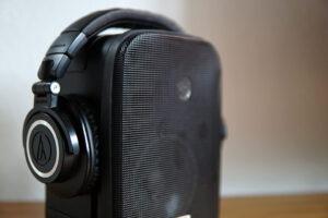 Monitor Speaker Kopfhörer
