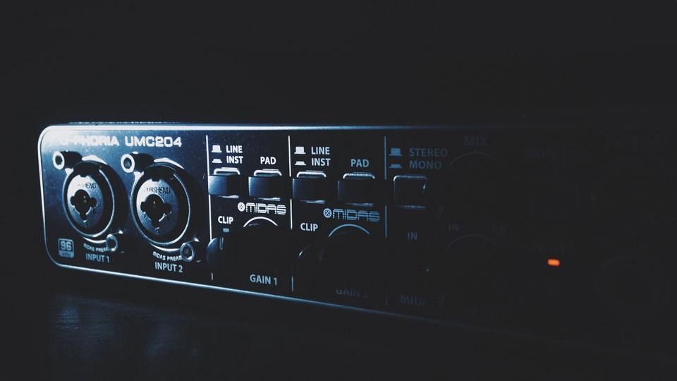 Audio Interface Heimstudio